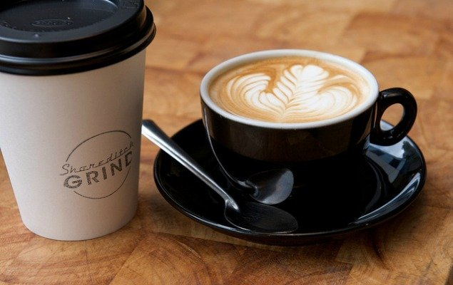 Top 5 Favorite London Coffee Shops