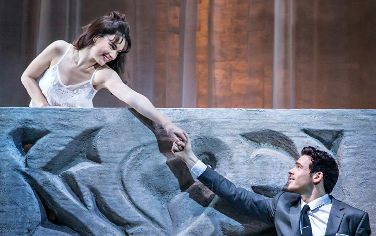 A Night At The London Theater With Romeo & Juliet