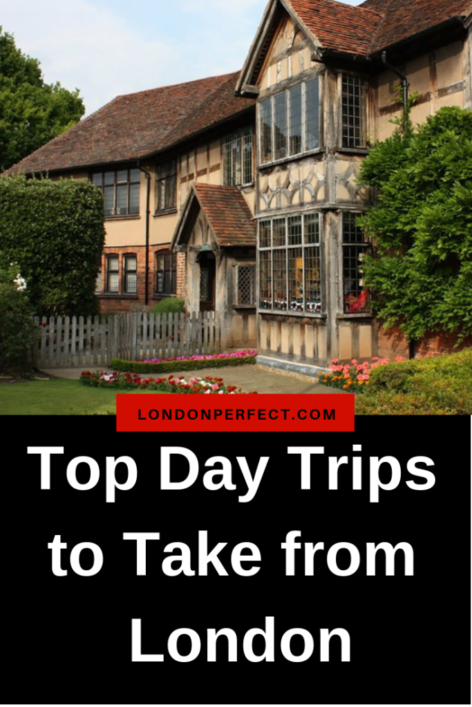 Top Day Trips to Take from London by London Perfect
