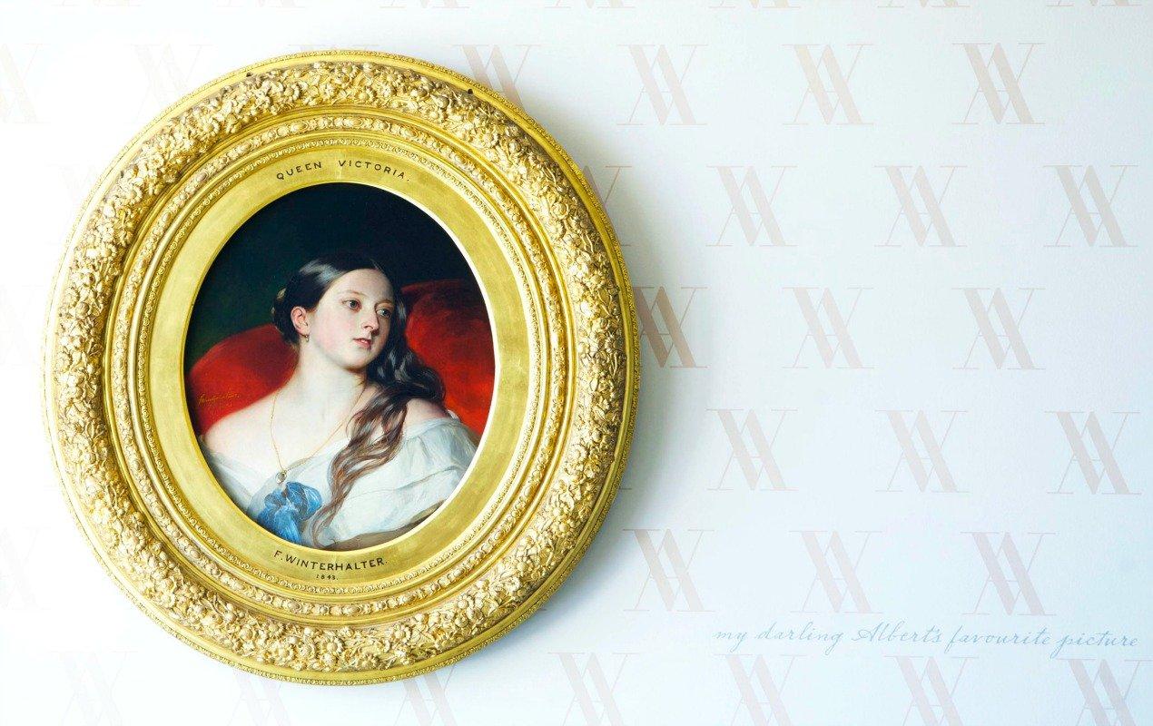 Queen Victoria & Prince Albert: A Kensington Love Story