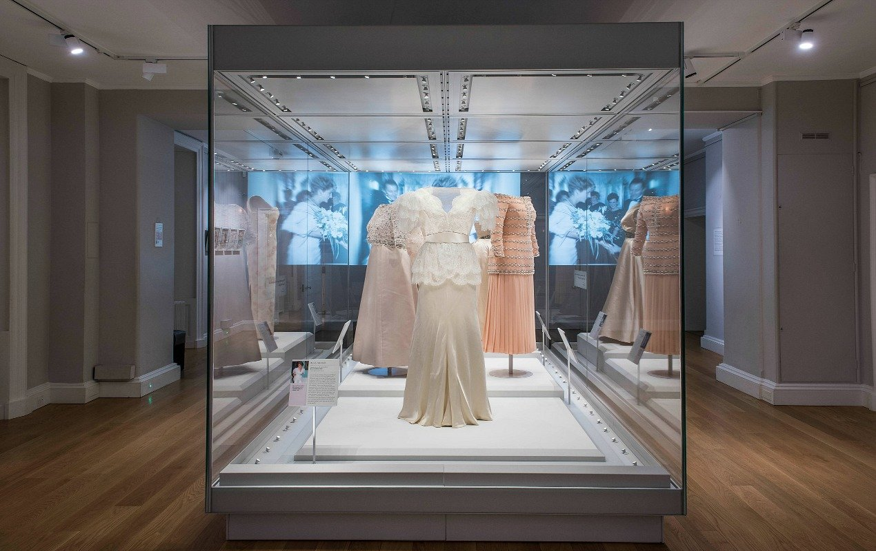 Fashion Rules Exhibition At Kensington Palace