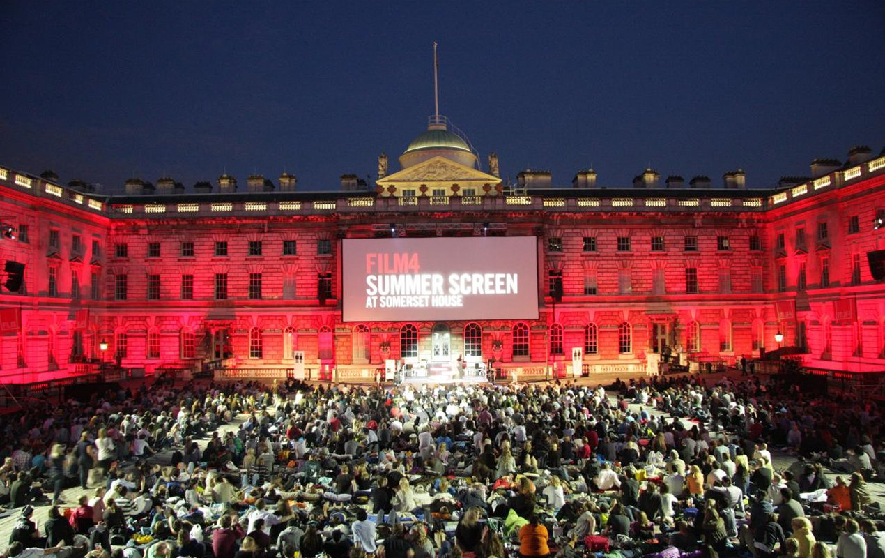 Best Pop-Up Cinemas In London
