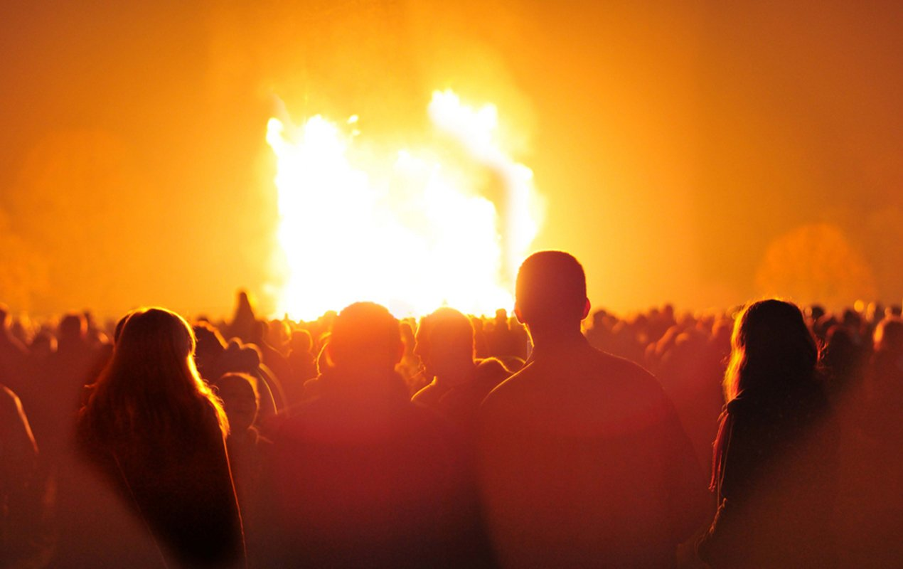 5th November Bonfire