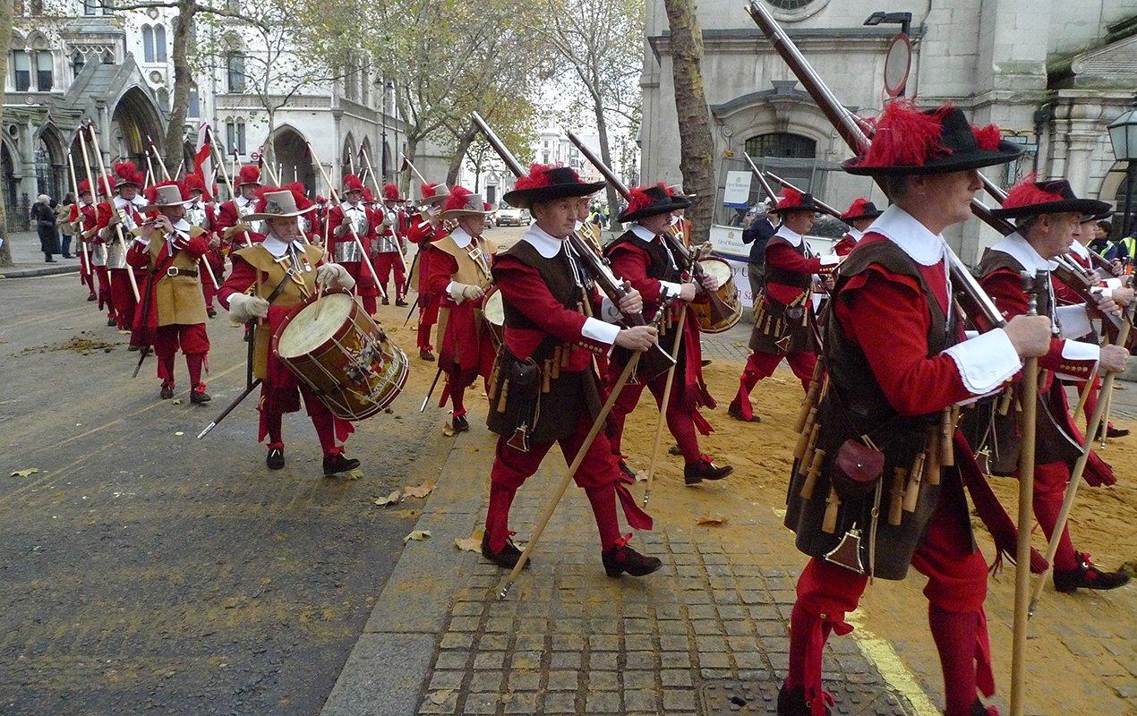 Lord Mayor Musketeers