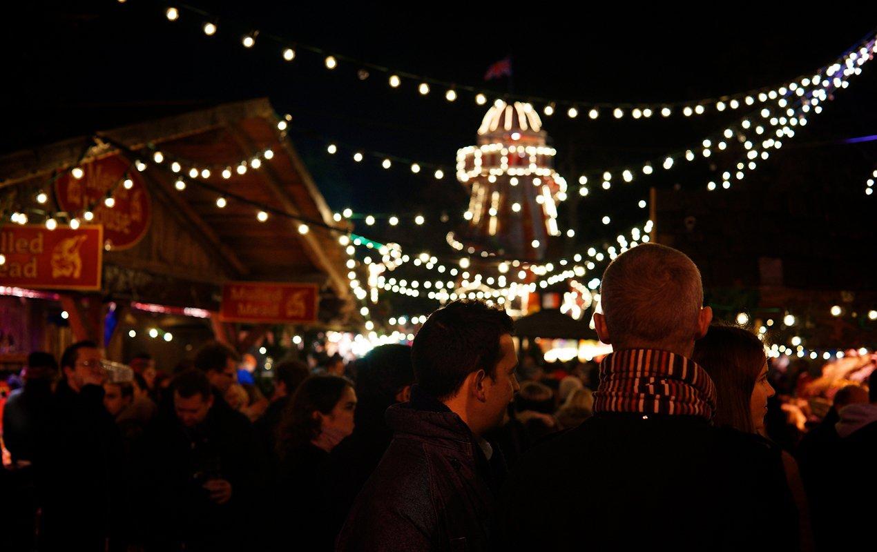 Holiday Fun at Winter Wonderland!