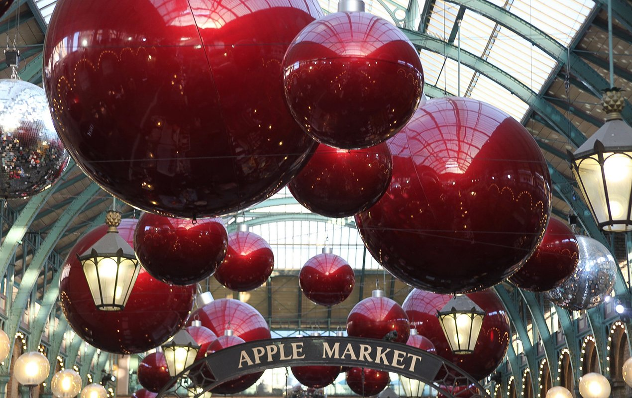 London's Top Holiday Markets