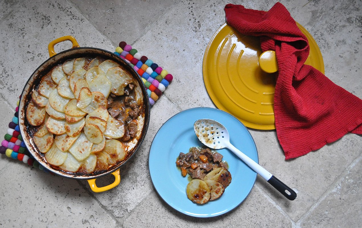Recipe For The Classic Lancashire Hotpot