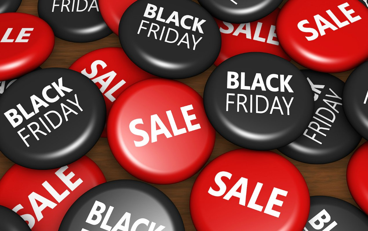 Big Savings During Our Black Friday Sale!