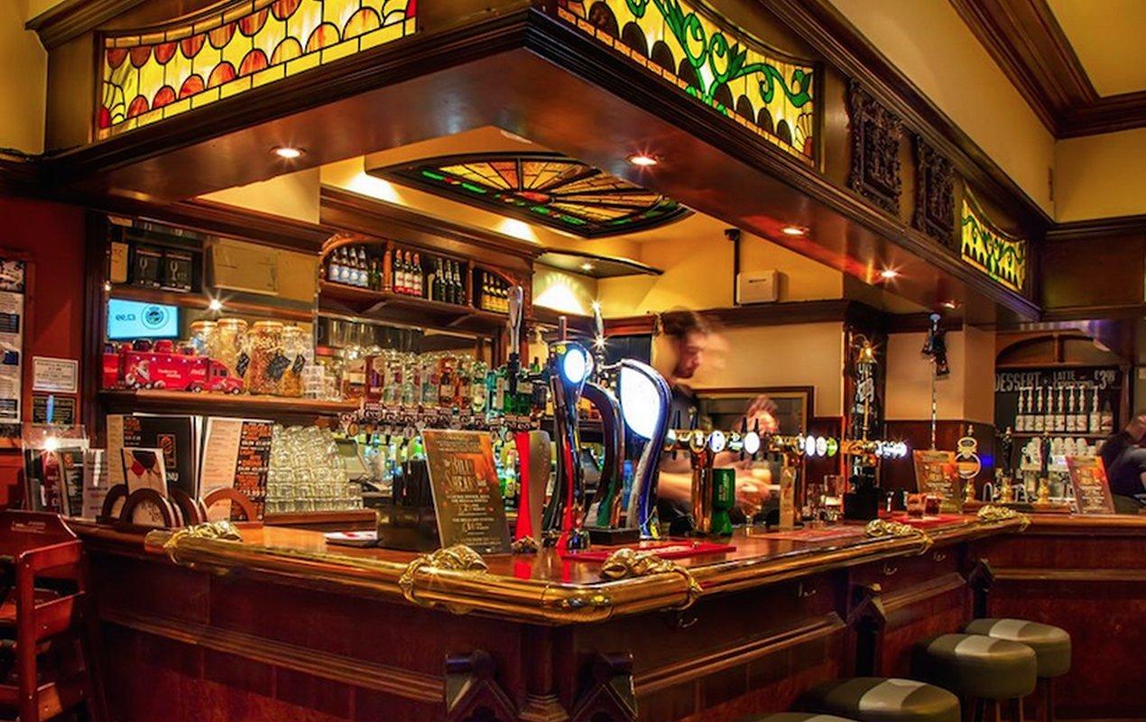 Pub-bar