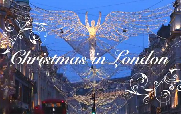 Happy Holidays from London Perfect!