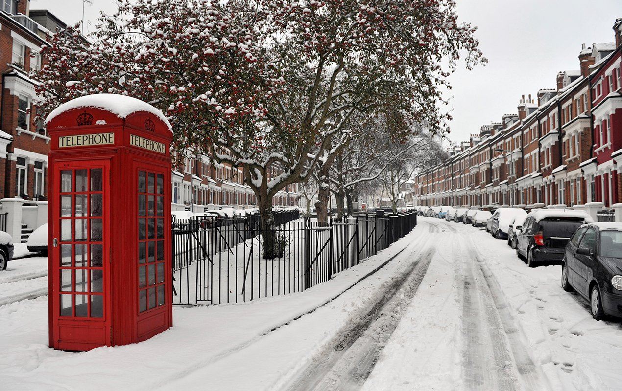Plan A Winter Escape To London And Save Up To 15% Off Your Accommodations!