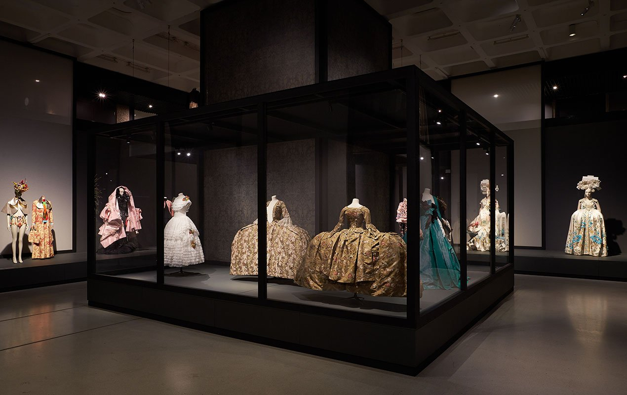 """The Vulgar: Fashion Redefined"" At The Barbican"