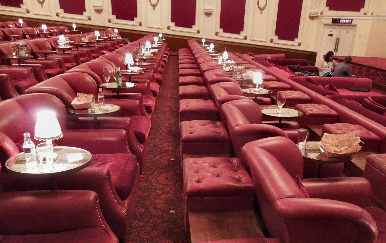 Old fashioned cinema london 47