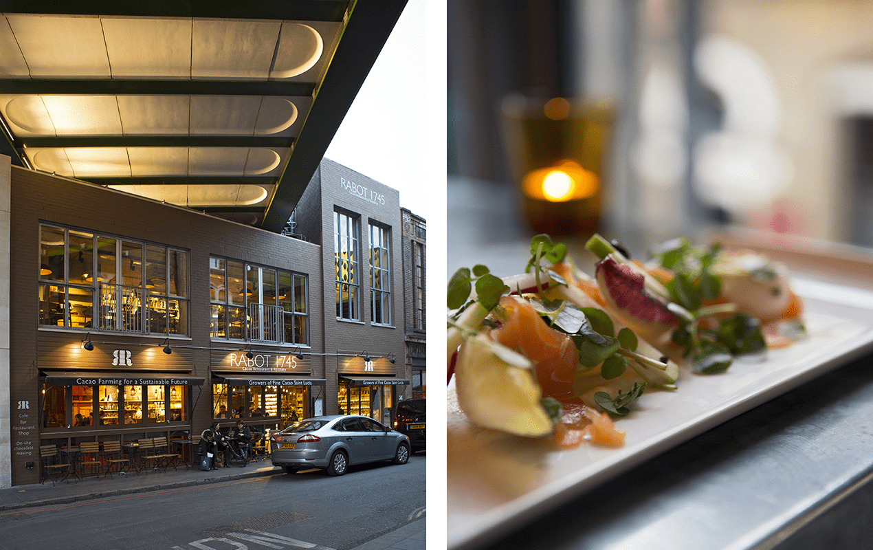 Dine In Style At Rabot 1745!