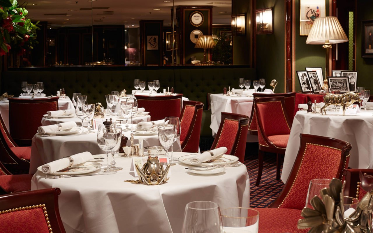 5 Of The Best Michelin Starred Restaurants In London London Perfect