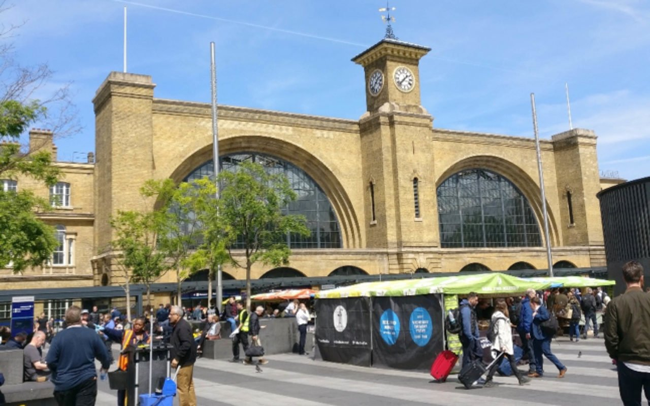 King's Cross Station London