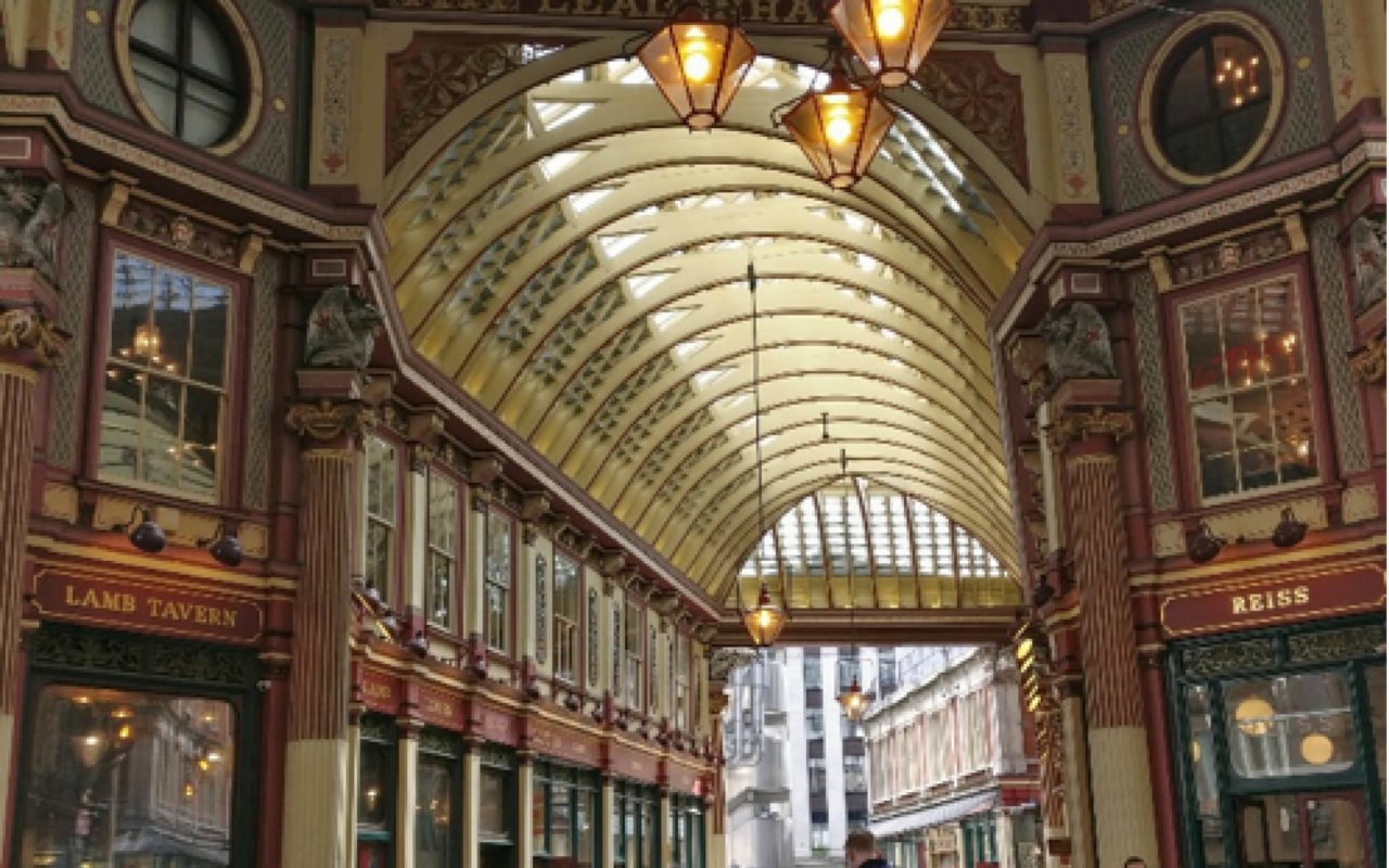 Leadenhall London