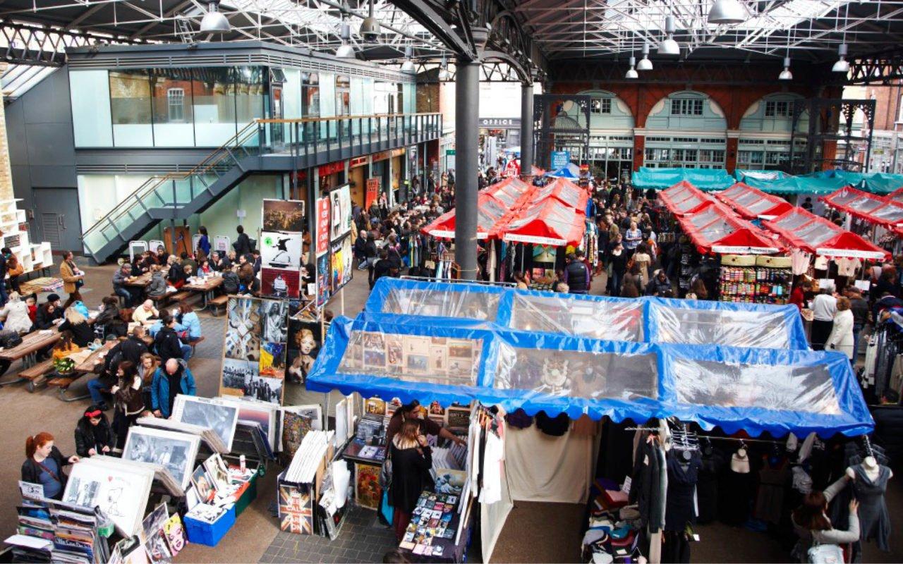 Spitalfields Street Market