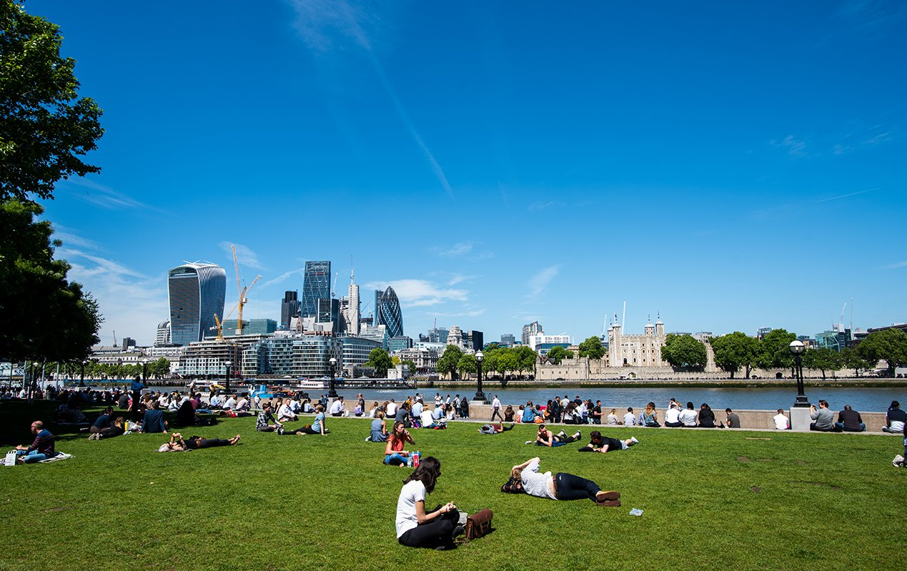 7 Ways To Take Real 'Time Out' In London