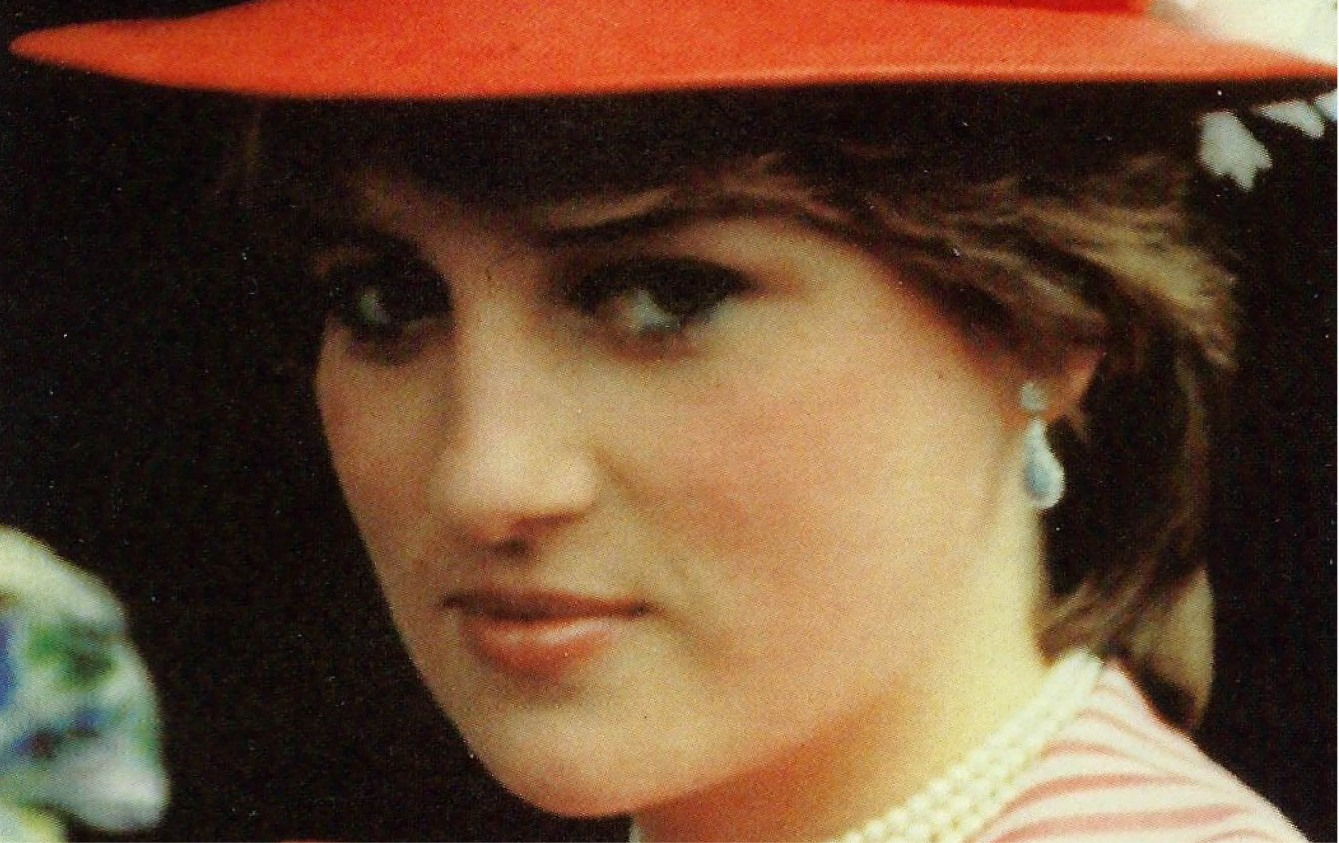 young Lady Diana Spencer