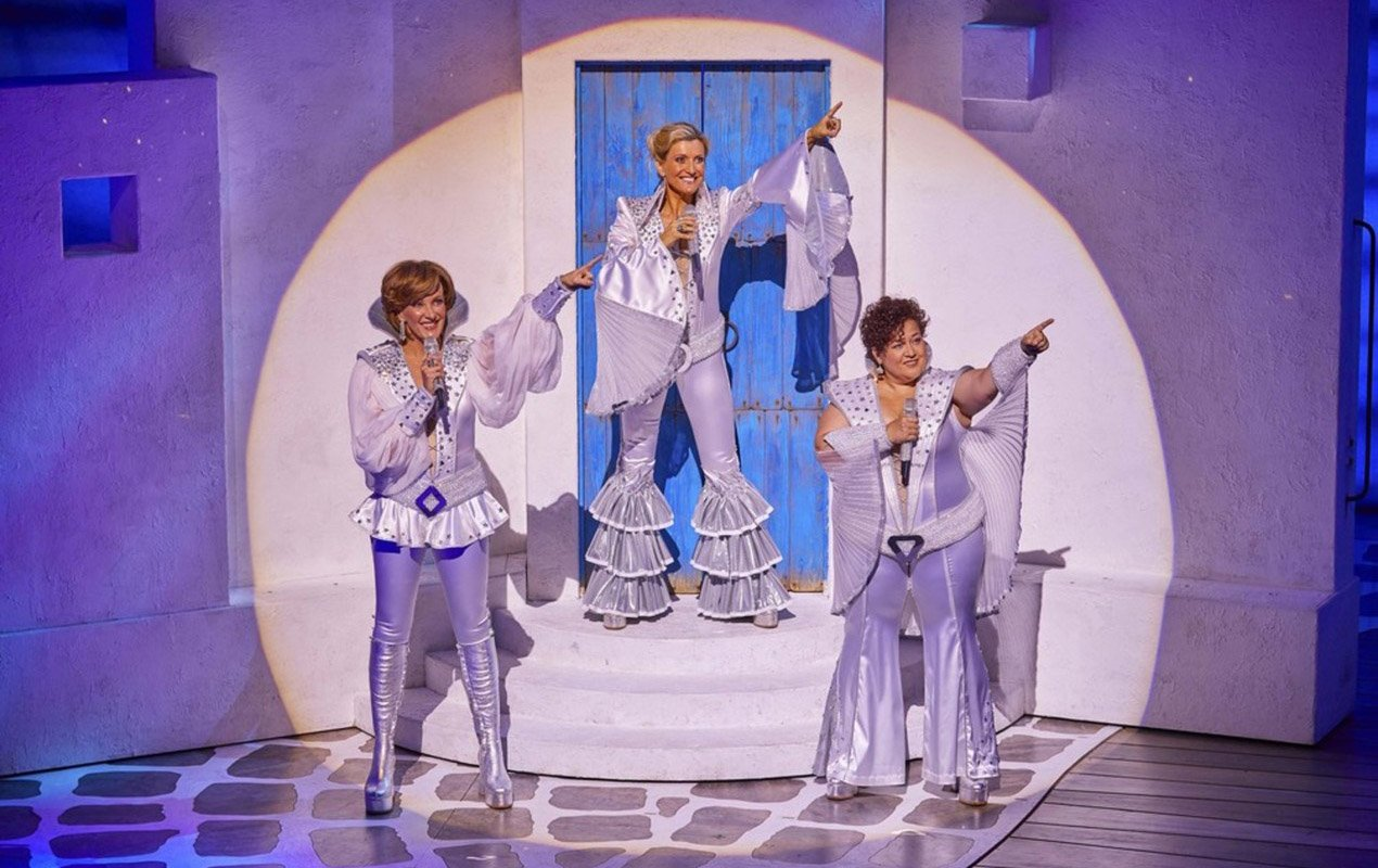 Fall Shows: We Chat With Sara Poyzer From Mamma Mia!