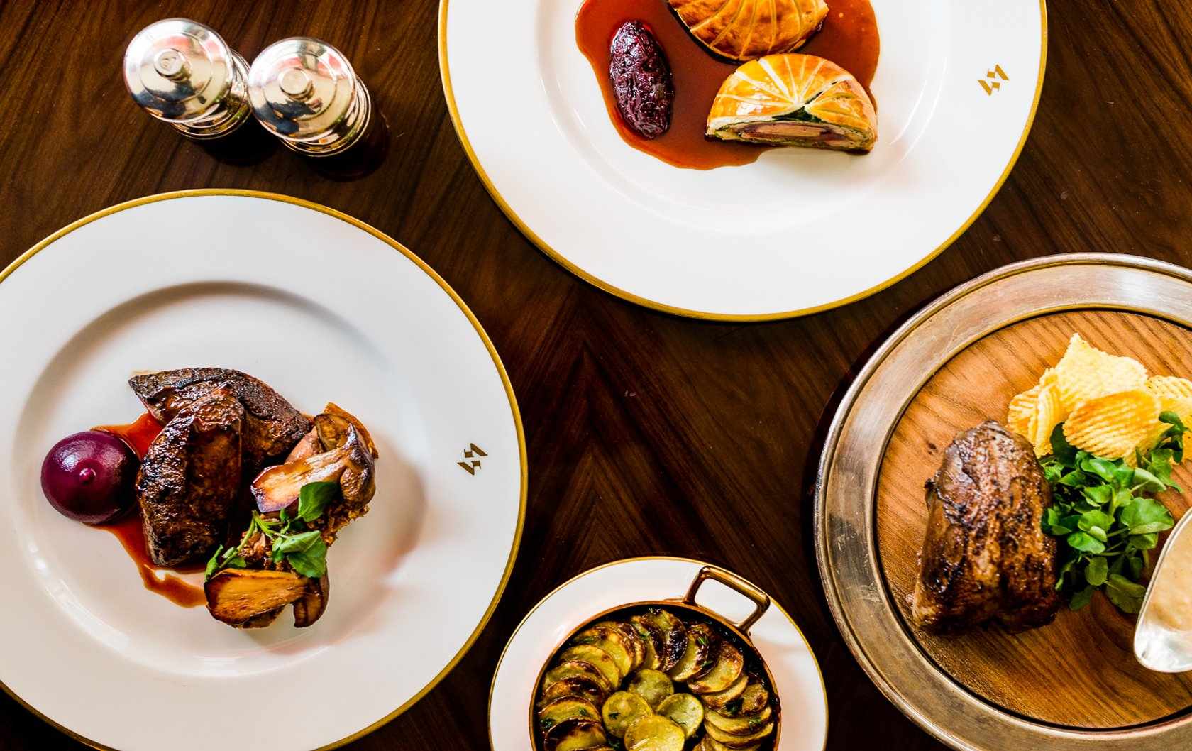 9 Luxury Department Store Dining Spots In London
