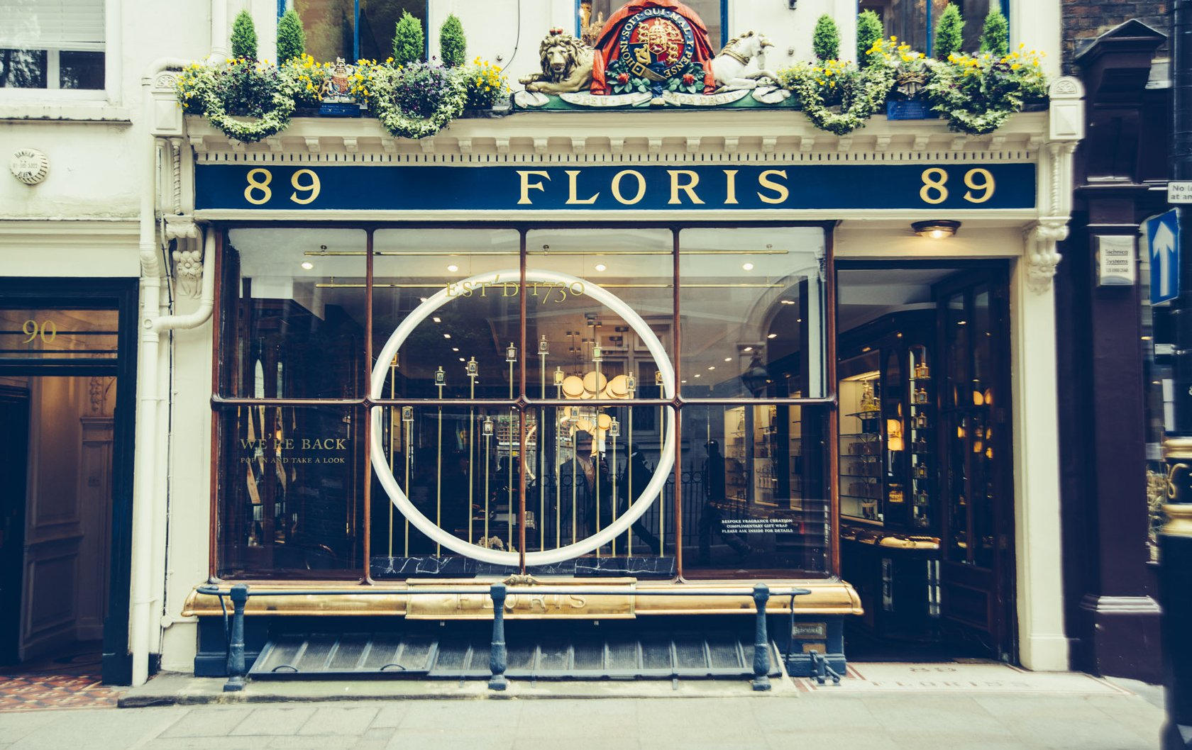 Floris: Perfumer To The Queen