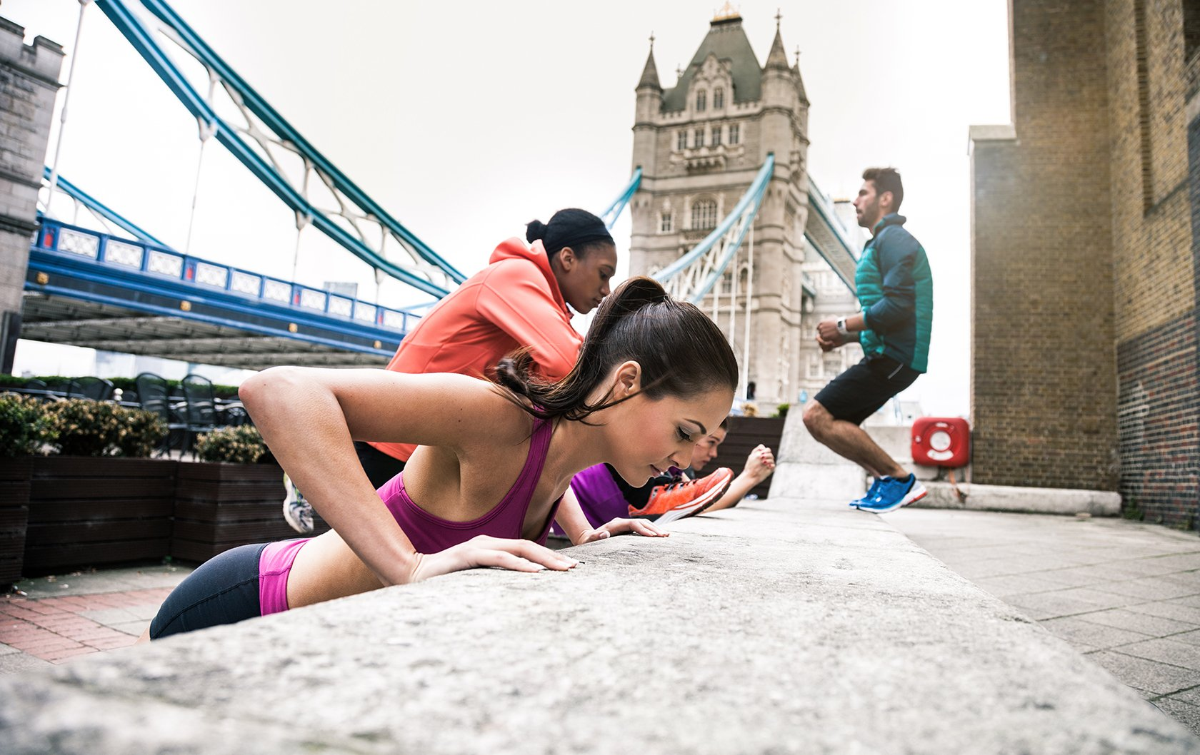 A Guide To Healthy Things To Do In London