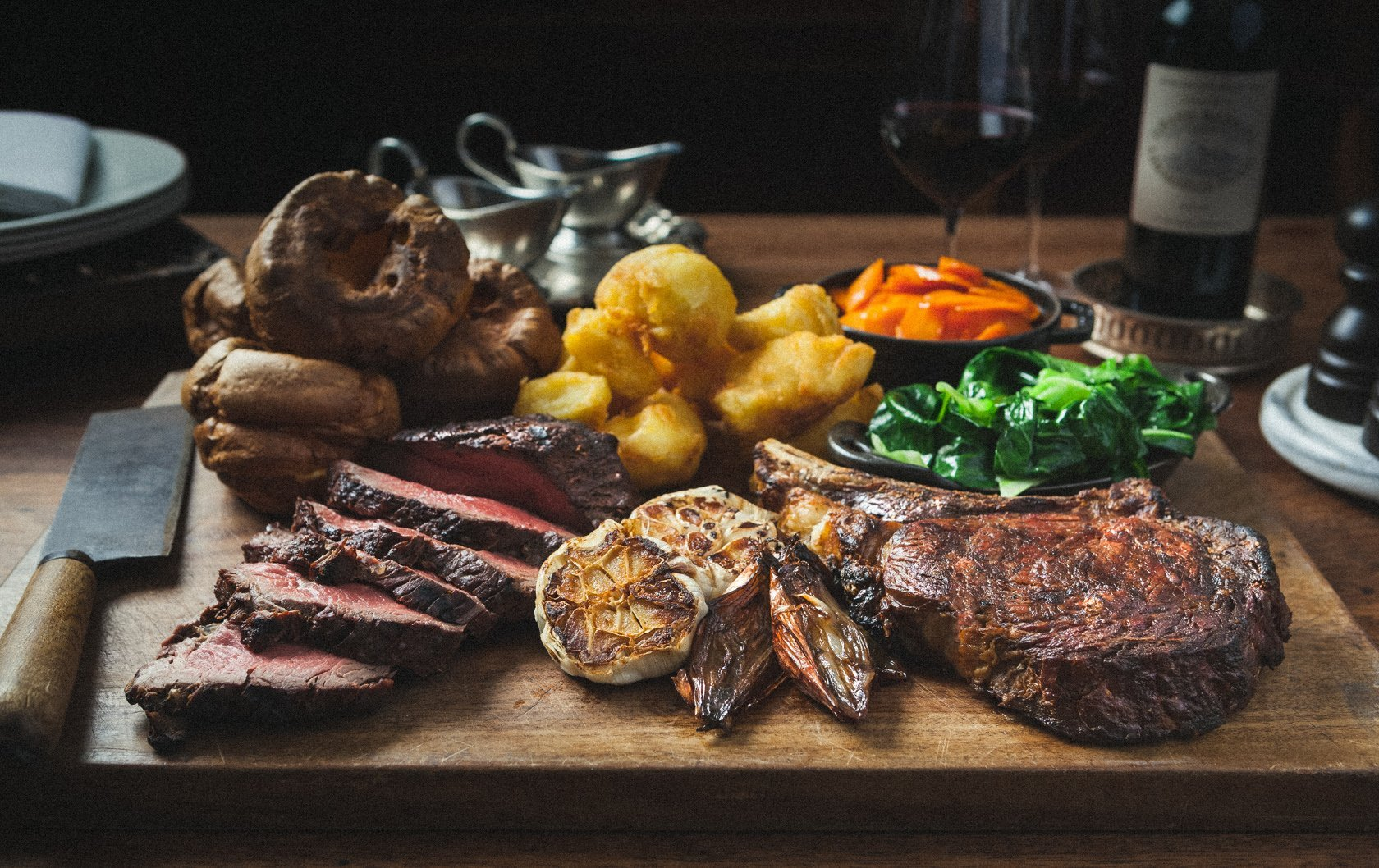 7 Sunday Roasts In London