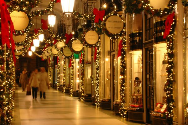 last minute christmas shopping in london - London Christmas Decorations