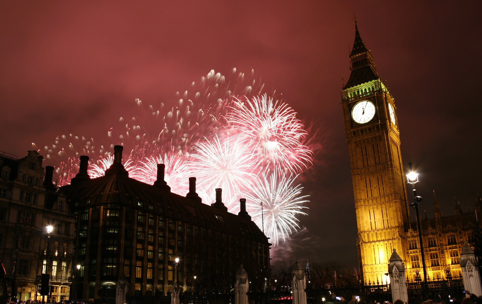 5 Fantastic Free Events For New Year's Eve In London