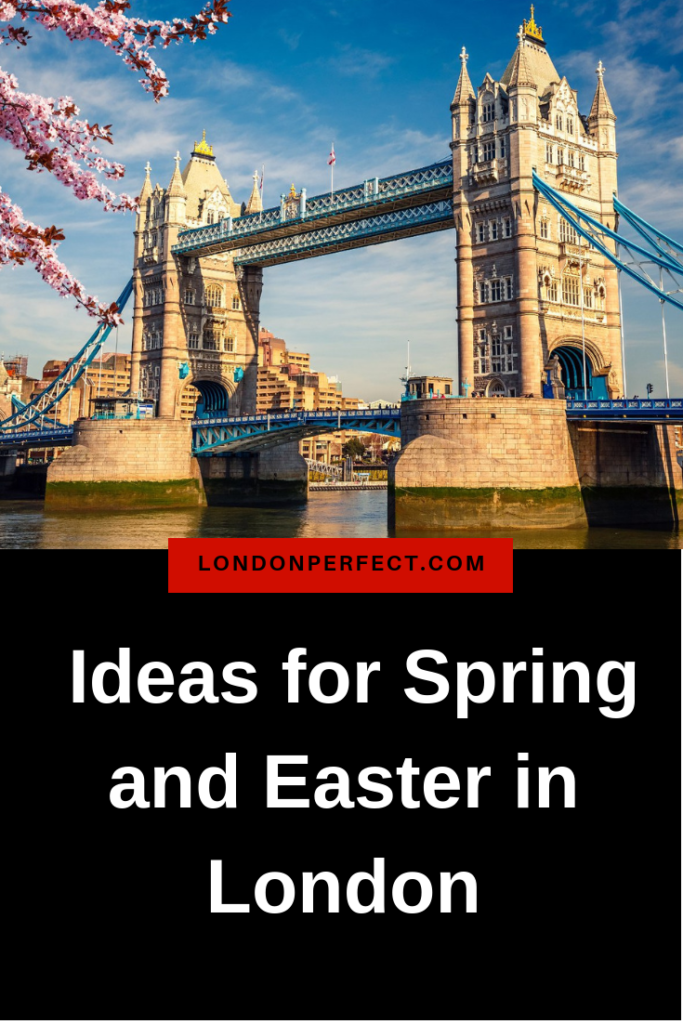 Inspiring Ideas for Spring and Easter in London by London Perfect