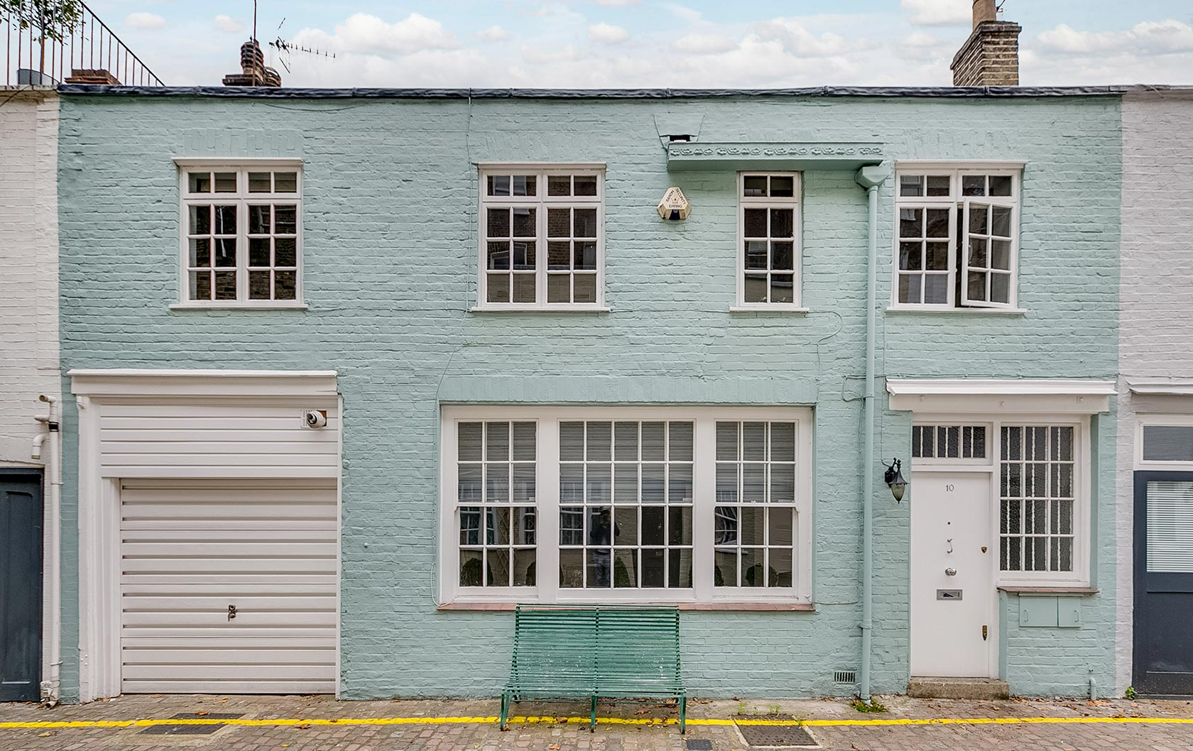 Property Of The Month: A Charming Mews House In Kensington