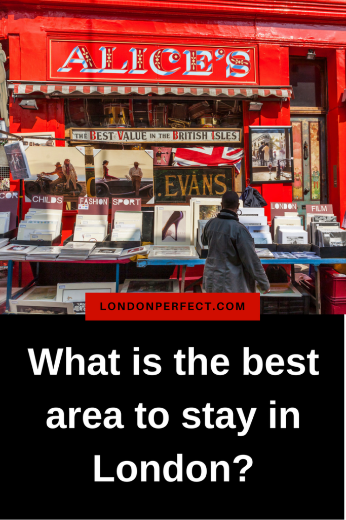 best area to stay in London
