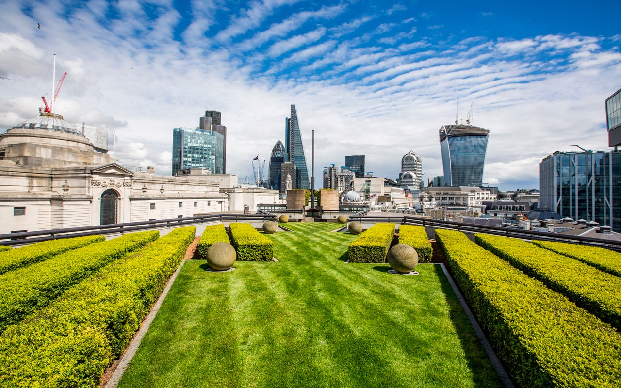 Terraces, Rooftops and Gardens: The Best Places to Eat Outside in London