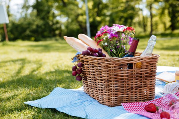 best places to picnic in London