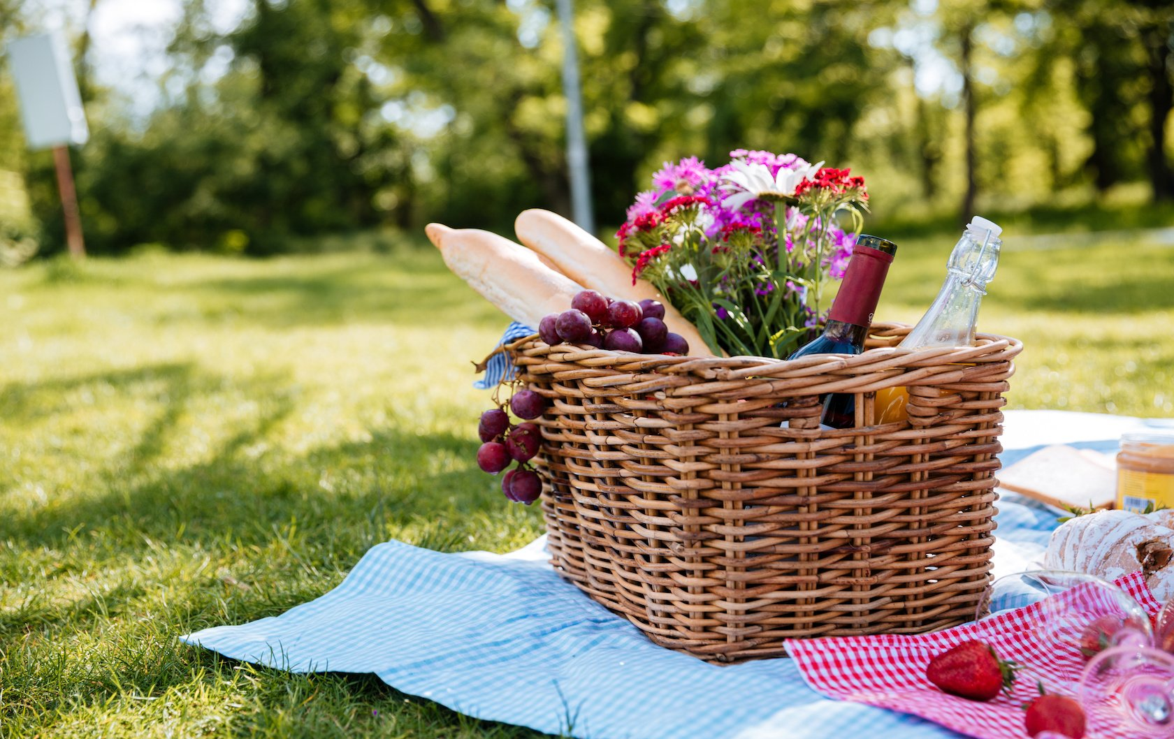 The Best Places to Picnic in London