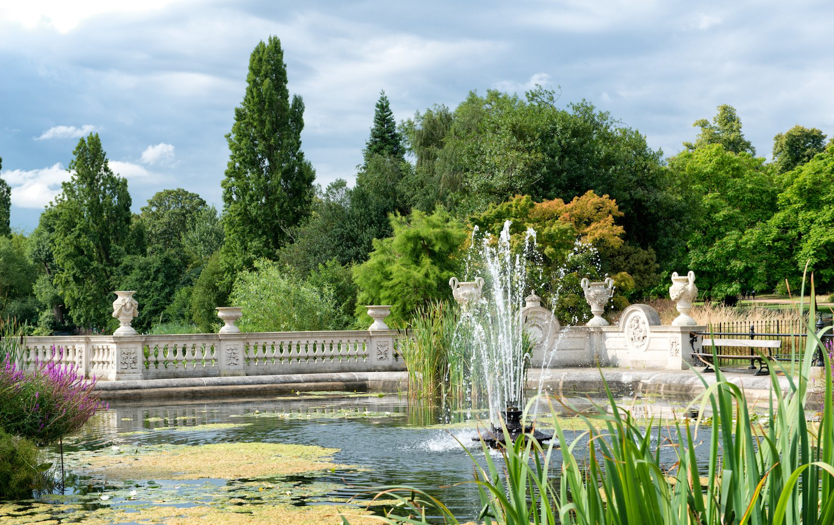 Best Places to Picnic in London by London Perfect