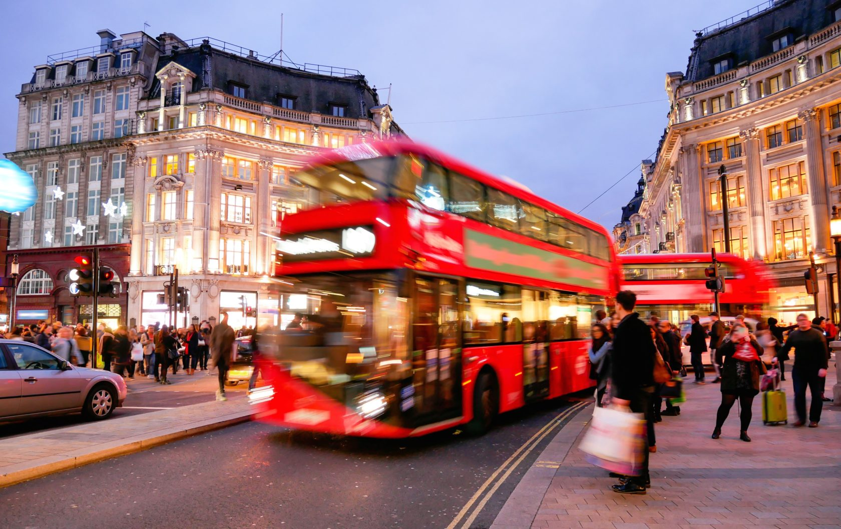 The Best Bus Route In London For Visitors
