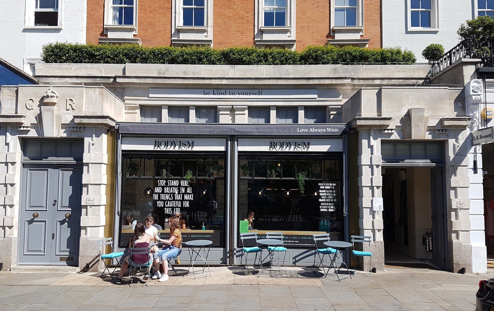 Best Cafés in Notting Hill by London Perfect