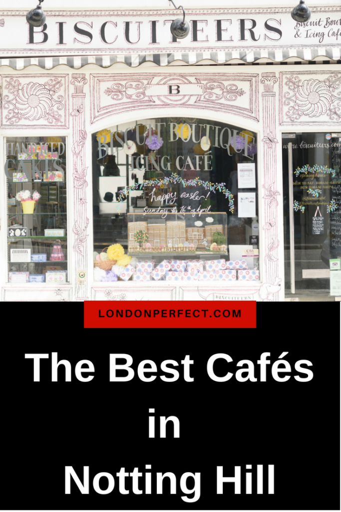 The Best Cafés in Notting Hill by London Perfect