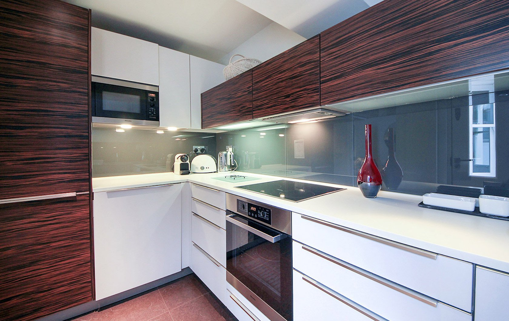 luxury kitchens in London by London Perfect
