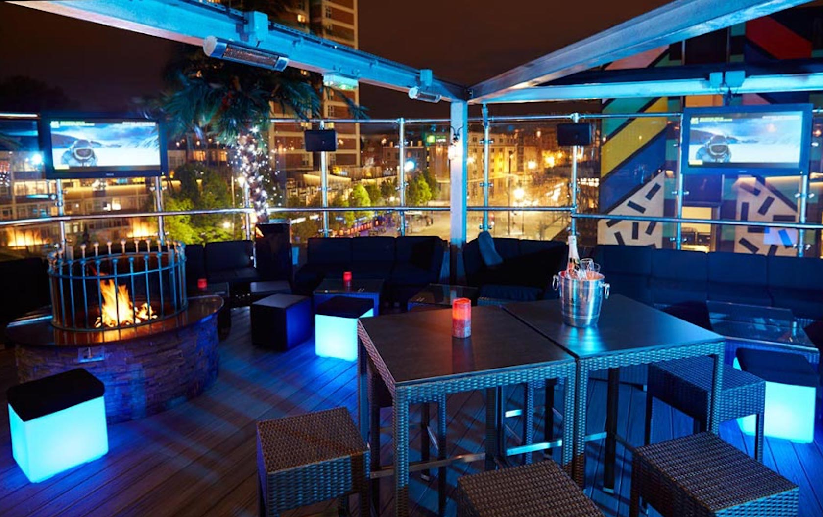 Vodka with a View: The Best Rooftop Bars in London - London Perfect