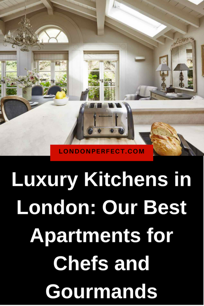 Luxury Kitchens in London
