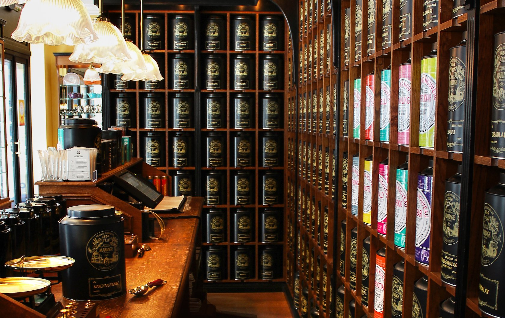 tea shops in London by London Perfect