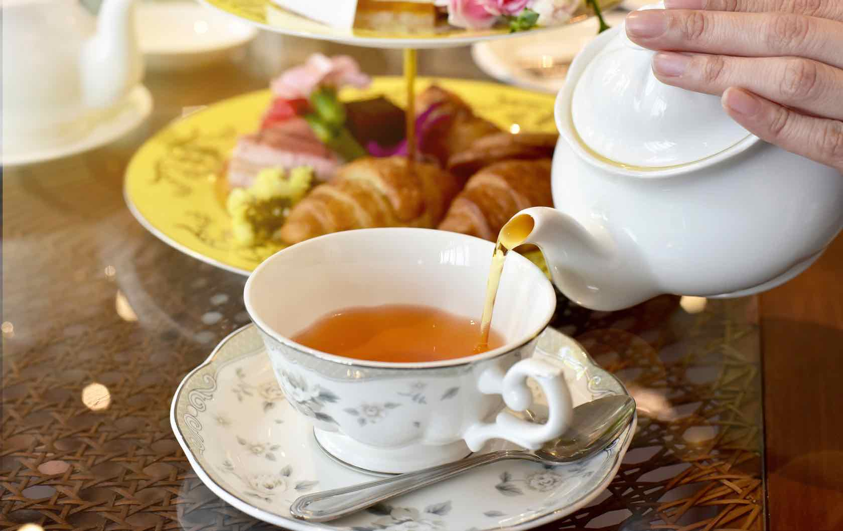 The Best Tea Shops In London
