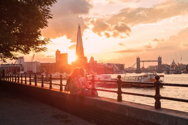 summer in London by London Perfect
