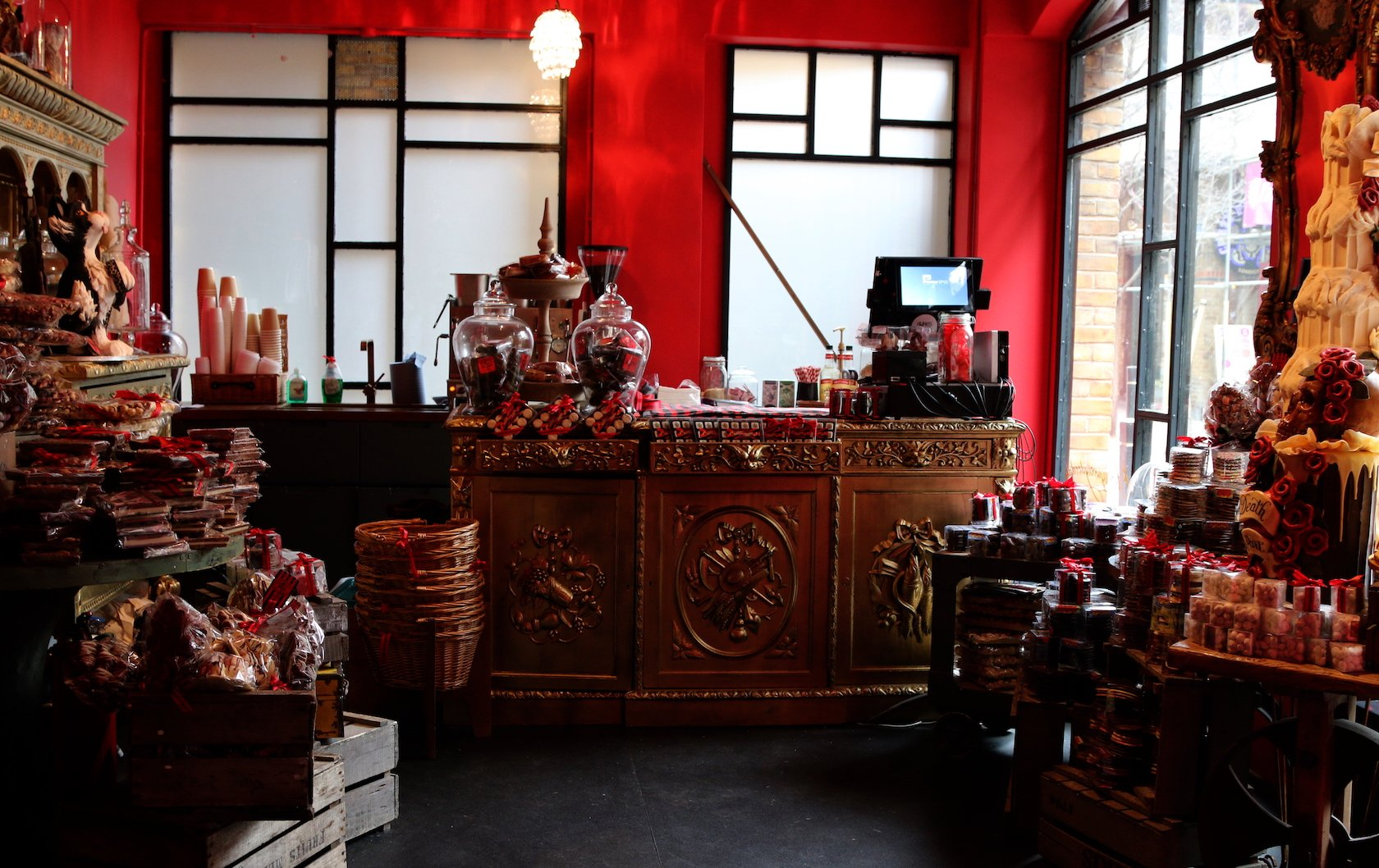 sweet shops in London by London Perfect
