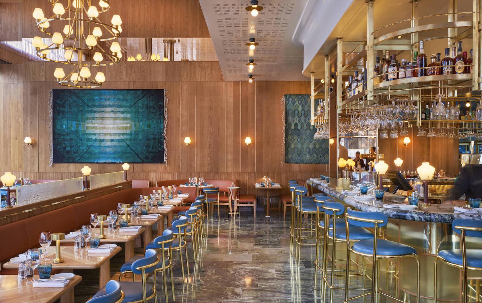 romantic restaurants in London by London Perfect