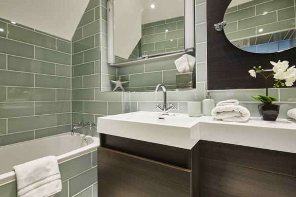Our Best Apartments With Beautiful Bathrooms by London Perfect